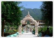 Ashrams of Rishikesh
