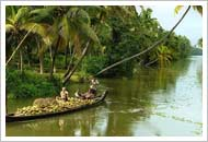 Alleppy Backwaters